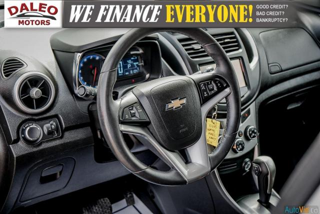 2015 Chevrolet Trax LT / BACK UP CAM / POWER DRIVER SEAT / LOW KMS Photo18