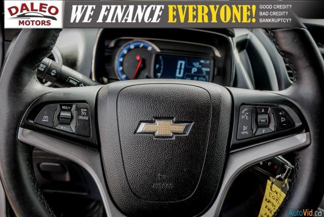 2015 Chevrolet Trax LT / BACK UP CAM / POWER DRIVER SEAT / LOW KMS Photo20