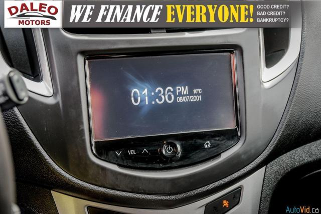 2015 Chevrolet Trax LT / BACK UP CAM / POWER DRIVER SEAT / LOW KMS Photo21
