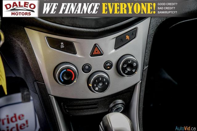 2015 Chevrolet Trax LT / BACK UP CAM / POWER DRIVER SEAT / LOW KMS Photo24