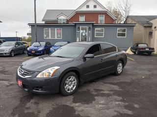 Used 2012 Nissan Altima S for sale in Waterloo, ON