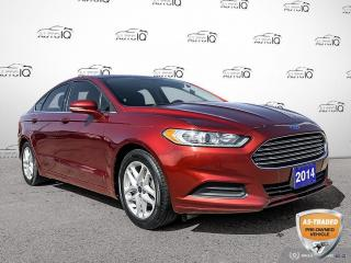 Used 2014 Ford Fusion SE AS IS Save big and do the safety yourself. for sale in St Thomas, ON