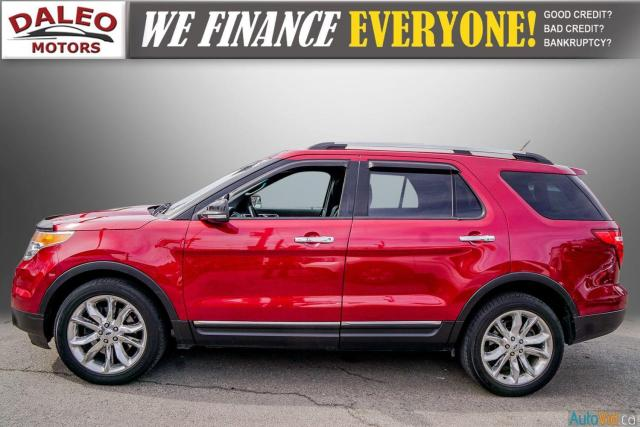 2014 Ford Explorer XLT / 7 PASS / LEATHER / PANO ROOF /  NAVI / Photo5