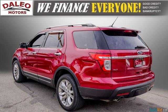 2014 Ford Explorer XLT / 7 PASS / LEATHER / PANO ROOF /  NAVI / Photo6