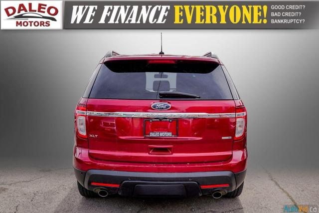 2014 Ford Explorer XLT / 7 PASS / LEATHER / PANO ROOF /  NAVI / Photo7