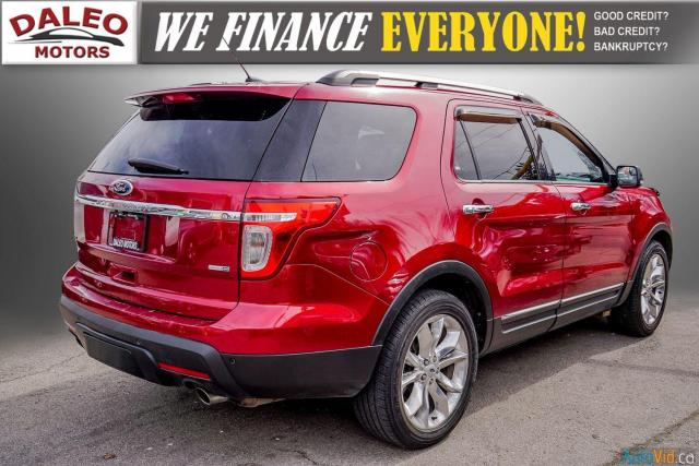 2014 Ford Explorer XLT / 7 PASS / LEATHER / PANO ROOF /  NAVI / Photo8