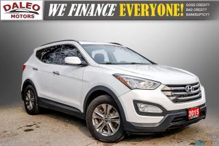 Used 2015 Hyundai Santa Fe Sport HEATED SEATS / SPOILER /  BUCKET SEATS / for sale in Hamilton, ON