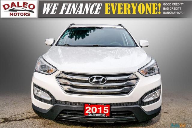 2015 Hyundai Santa Fe Sport HEATED SEATS / SPOILER /  BUCKET SEATS / Photo3