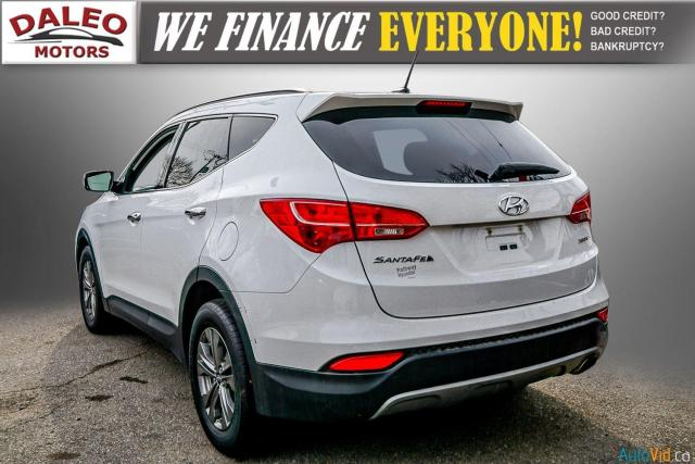 2015 Hyundai Santa Fe Sport HEATED SEATS / SPOILER /  BUCKET SEATS / Photo6