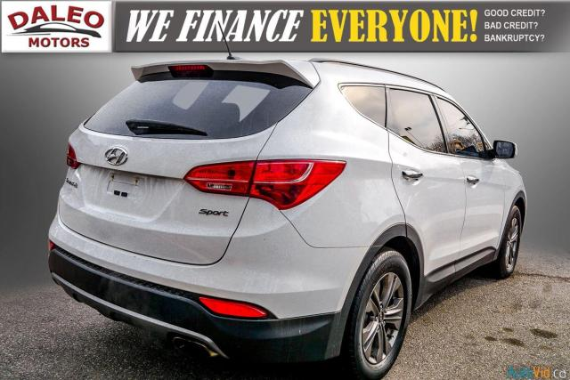 2015 Hyundai Santa Fe Sport HEATED SEATS / SPOILER /  BUCKET SEATS / Photo8