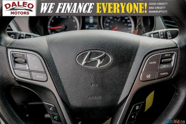 2015 Hyundai Santa Fe Sport HEATED SEATS / SPOILER /  BUCKET SEATS / Photo18