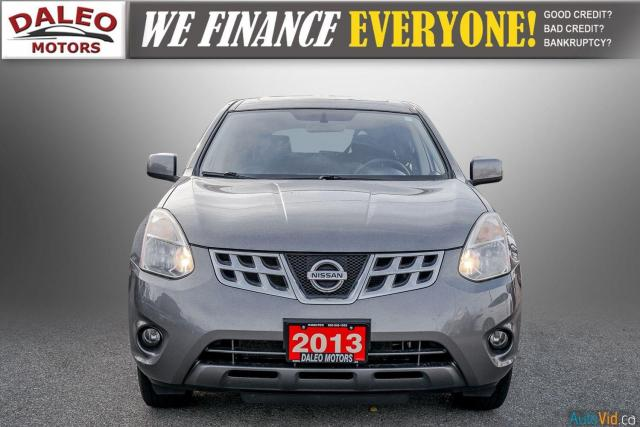2013 Nissan Rogue / POWER MOONROOF / PDC / SPOILER Photo3