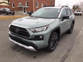 New 2021 Toyota RAV4 Trail TRAIL EDITION! for sale in Cobourg, ON