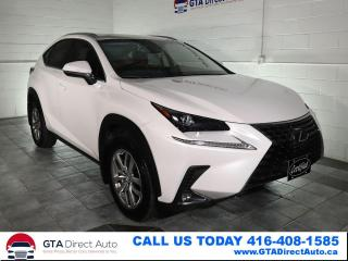Used 2018 Lexus NX NX 300 AWD Nav Sunroof Camera DriveAsst Certified for sale in Toronto, ON