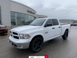 Used 2017 RAM 1500 SLT 4WD Quad Cab 140.5  Outdoorsman for sale in Chatham, ON