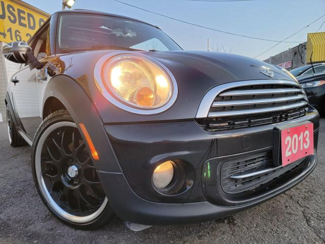 2013 MINI Cooper Baker Street/6SP/LEATHER/PANOROOF/LOADED/ALLOYS