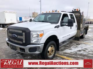 Used 2013 Ford F-350 XL CREW CAB 4WD 6.2L for sale in Calgary, AB