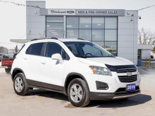 Used 2016 Chevrolet Trax LT CLEAN CARFAX | ONE OWNER for sale in Winnipeg, MB