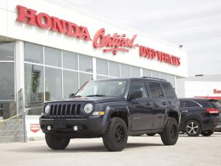Used 2014 Jeep Patriot North | BLUETOOTH | ALLOYS | for sale in Winnipeg, MB