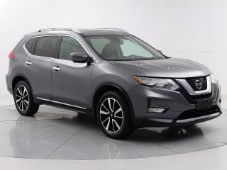 Used 2017 Nissan Rogue SL Platinum Reserve Leather, Remote Start, 360 Camera's, Moonroof for sale in Winnipeg, MB