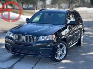 Used 2014 BMW X3 //M SPORT | BRWN LEATHER | PANO for sale in Burlington, ON