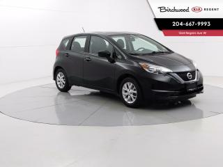 Used 2017 Nissan Versa Note SV | Local One Owner | Heated Seats | Rearview Camera | Bluetooth | for sale in Winnipeg, MB