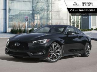 New 2021 Infiniti Q60 Red Sport I-LINE ProACTIVE for sale in Winnipeg, MB