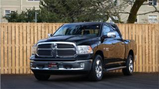 Used 2014 RAM 1500 4WD Crew Cab 140.5  Big Horn - Bluetooth! for sale in Victoria, BC