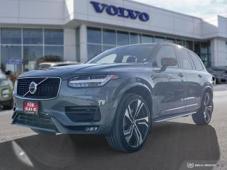 Used 2020 Volvo XC90 R-Design DEMO for sale in Winnipeg, MB