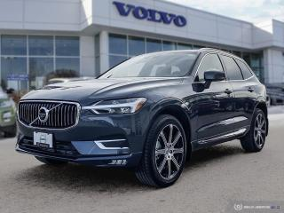 New 2021 Volvo XC60 Inscription T6 for sale in Winnipeg, MB