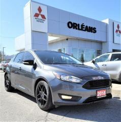 Used 2018 Ford Focus SEL for sale in Orléans, ON