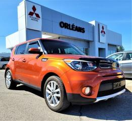 Used 2018 Kia Soul EX PREMIUM for sale in Orléans, ON