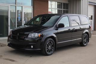 Used 2017 Dodge Grand Caravan CVP/SXT SXT - REVERSE CAMERA - DVD for sale in Saskatoon, SK