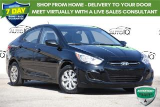 Used 2016 Hyundai Accent GL | AUTO | AC | POWER GREOUP | for sale in Kitchener, ON