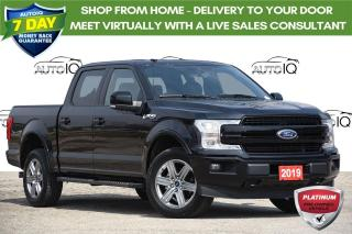 Used 2019 Ford F-150 Lariat ONE OWNER | LOW KM | 502A | SPORT | NAV for sale in Kitchener, ON