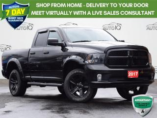 Used 2017 RAM 1500 ST for sale in Waterloo, ON