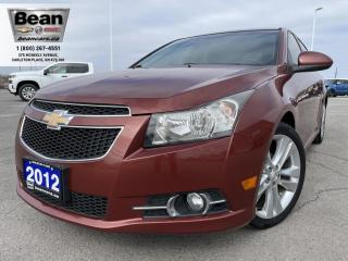 Used 2012 Chevrolet Cruze LTZ Turbo 1.4L, LTZ RS EDITION SUNROOF HEATED LEATHER SEATS for sale in Carleton Place, ON