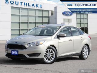 Used 2016 Ford Focus SE for sale in Newmarket, ON