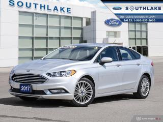 Used 2017 Ford Fusion SE for sale in Newmarket, ON