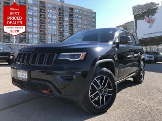 New 2021 Jeep Grand Cherokee Trailhawk Brand New and Fully Loaded! This is the Grand Cherokee you're looking for!! for sale in North York, ON