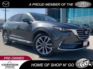 Used 2018 Mazda CX-9 GT for sale in Chatham, ON