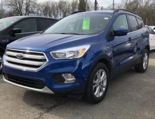 Used 2018 Ford Escape SE for sale in Brockville, ON