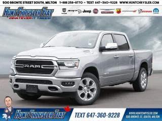 New 2021 RAM 1500 Big Horn 4x4 Crew Cab 5'7  Box for sale in Milton, ON