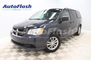 Used 2014 Dodge Grand Caravan SXT STOW'N-GO *A/C-3-ZONES *GPS/CAMERA for sale in Saint-Hubert, QC
