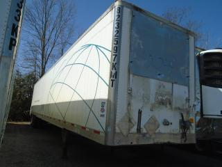 Used 2008 UTILITY 53 FOOT REEFER TRAILER for sale in Mississauga, ON