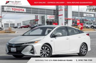 Used 2020 Toyota Prius PRIME for sale in Toronto, ON