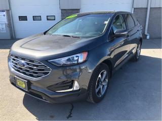 Used 2020 Ford Edge SEL AWD with Moonroof & Tech Group for sale in Kentville, NS
