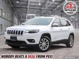 Used 2019 Jeep Cherokee NORTH FWD for sale in Mississauga, ON