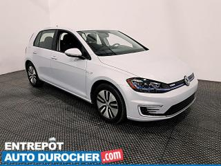 Used 2019 Volkswagen Golf e-Golf Comfortline - ÉLECTRIQUE - CLIMATISEUR for sale in Laval, QC