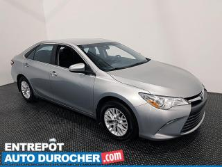 Used 2017 Toyota Camry CAMÉRA DE RECUL - CLIMATISEUR for sale in Laval, QC